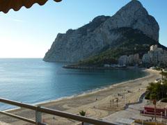 Location vacances CALPE (Communauté Valencienne)