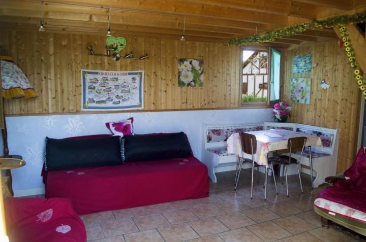 Location Chalet Vacances SOUVIGNY EN SOLOGNE (6)
