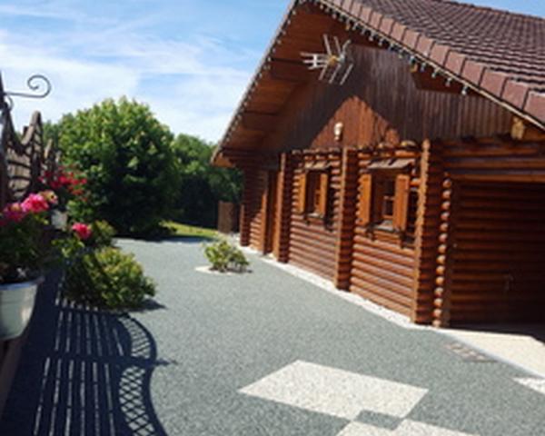 Location Chalet Vacances LE LATET (1)