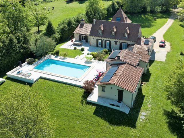 Location vacances MONPLAISANT villa 10 personnes