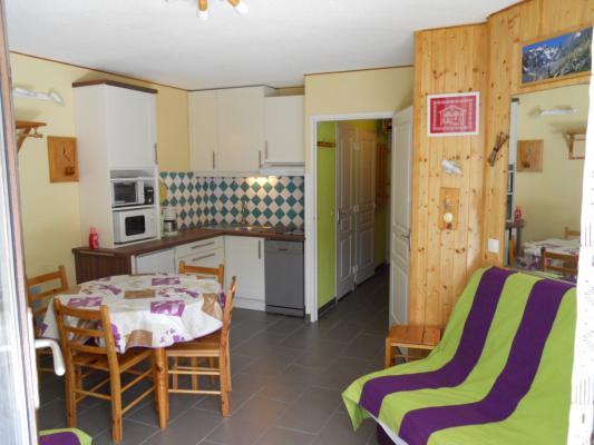 Location Appartement Vacances LES ORRES (1)