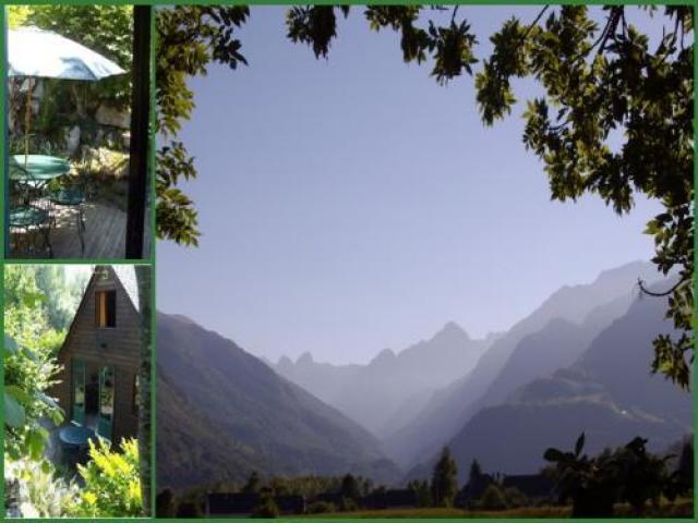 Location Chalet Vacances AUCUN (1)