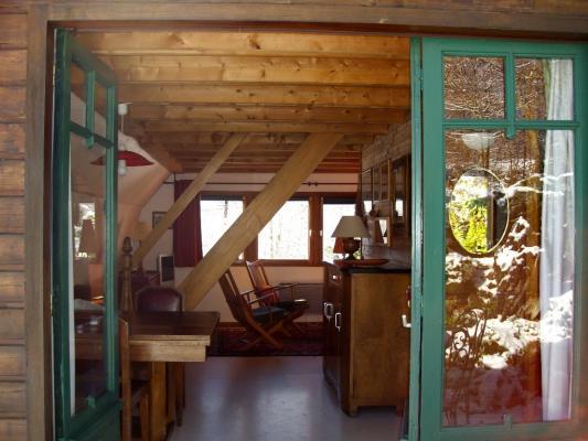 Location Chalet Vacances AUCUN (2)