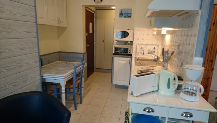 Location Appartement Vacances SAINT PIERRE EN PORT (2)