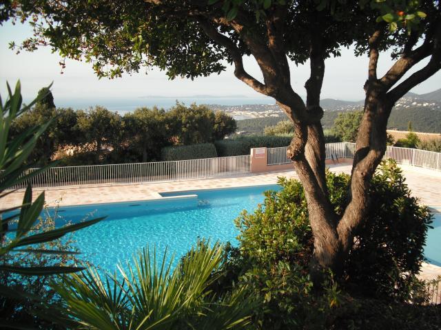 Location Appartement Vacances LA CROIX VALMER (7)