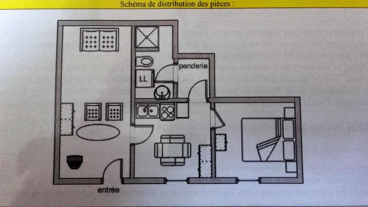 Location Gîte Vacances LES ISSAMBRES (6)