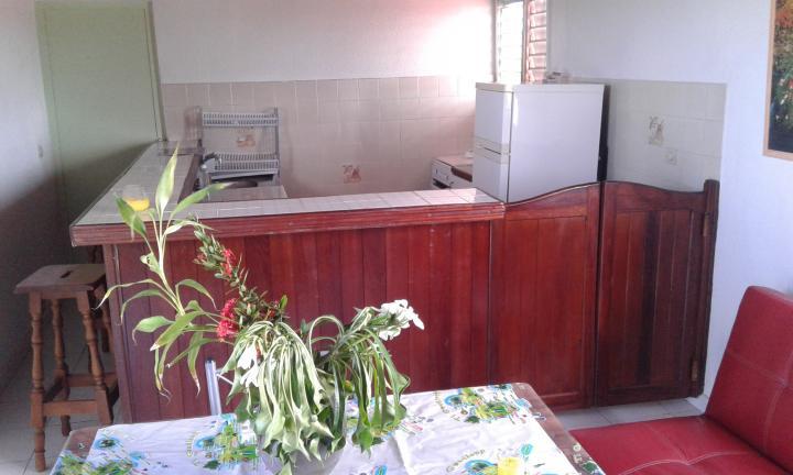 Location Appartement Vacances MORNE À L'EAU (7)
