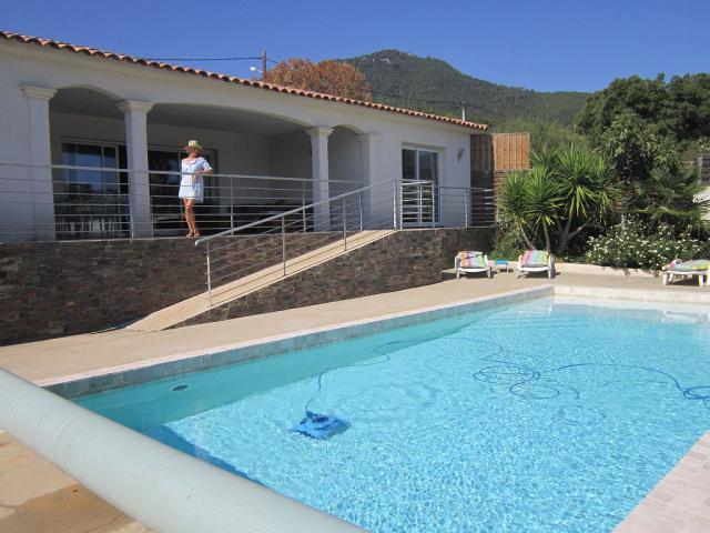 Location vacances PORTO VECCHIO villa 8 personnes