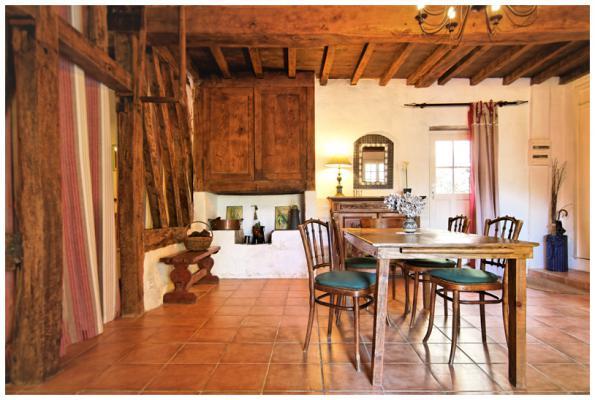 Location Gîte Vacances CAZAUBON (6)