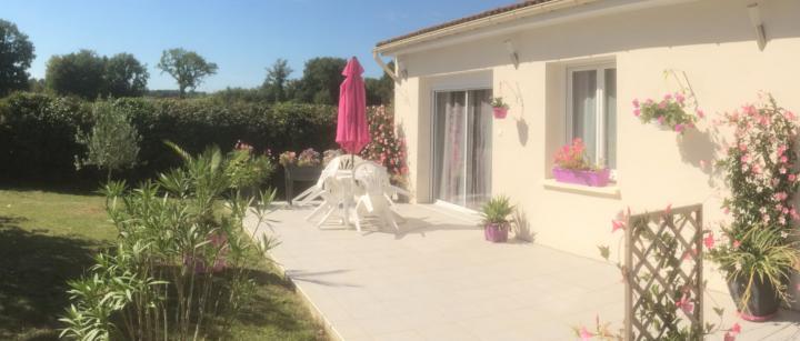 Location Maison Vacances JONZAC (8)