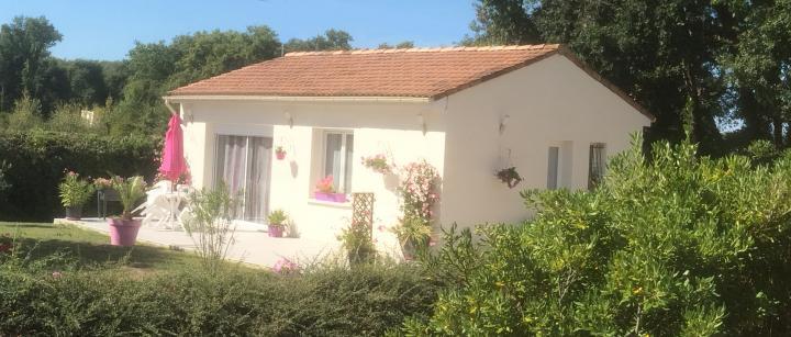 Location Maison Vacances JONZAC (9)