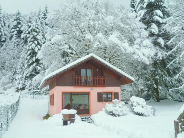Location Chalet Vacances VECOUX (2)