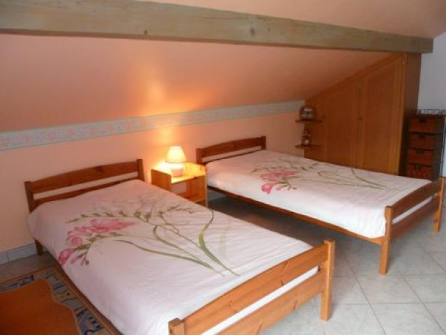 Location Chalet Vacances VECOUX (6)