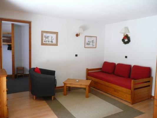 Location vacances VAL D'ISÈRE appartement 4 personnes