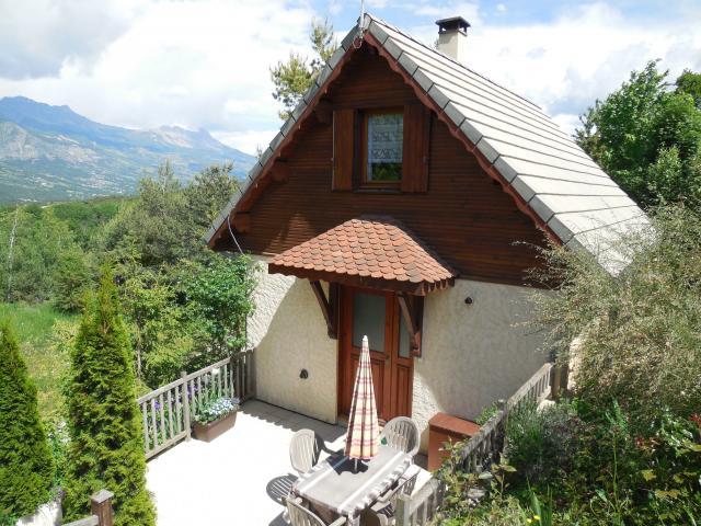 Location Chalet Vacances LA BÂTIE VIEILLE (1)