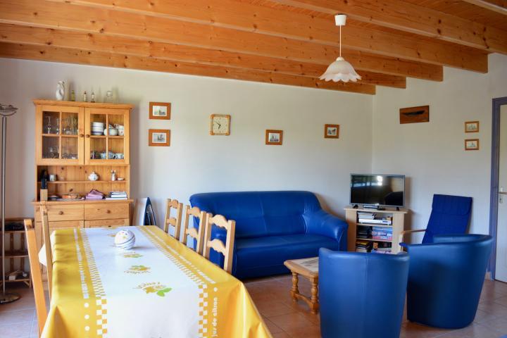 Location Maison Vacances PENMARCH (11)
