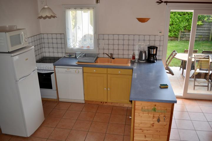 Location Maison Vacances PENMARCH (9)