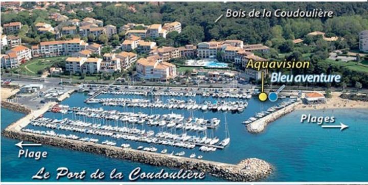 Location Appartement Vacances SIX FOURS LES PLAGES (10)