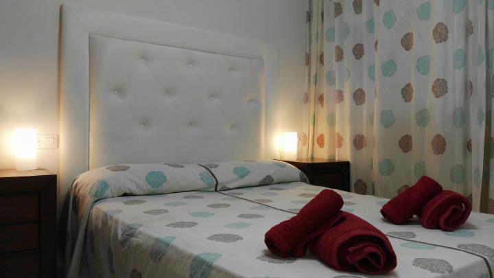 Location Appartement Vacances MÁLAGA (1)