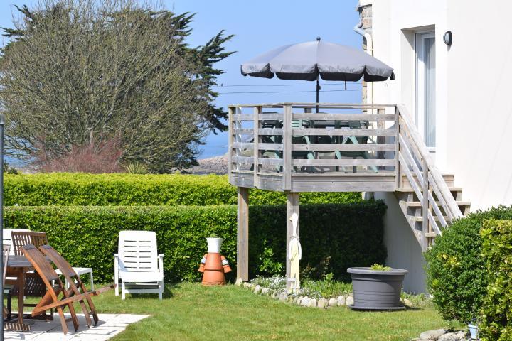 Location Maison Vacances LANDUNVEZ (12)