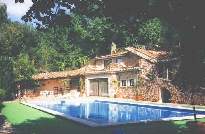 Location Villa Vacances FORMELLO (1)