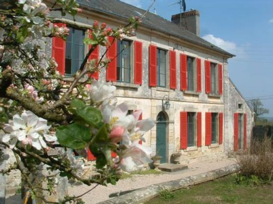 Location Gîte Vacances CHAMPCERIE (1)