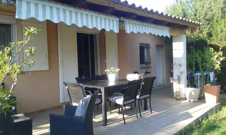 Location vacances LE PONTET villa 6 personnes