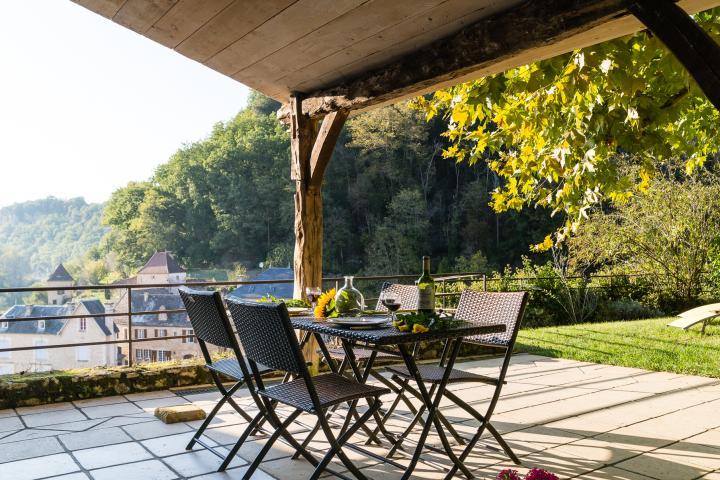 Location Maison Vacances BEYNAC ET CAZENAC (9)