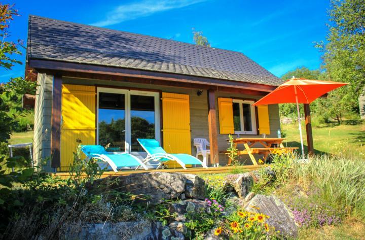 Location Chalet Vacances CHAMPS SUR TARENTAINE MARCHAL (1)