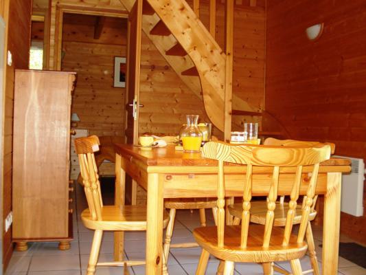 Location Chalet Vacances CHAMPS SUR TARENTAINE MARCHAL (3)