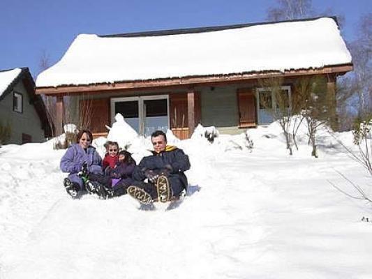 Location Chalet Vacances CHAMPS SUR TARENTAINE MARCHAL (5)