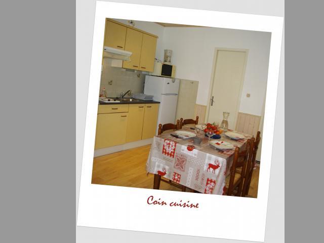Appartement 2 pièces 4 personnes CAUTERETS