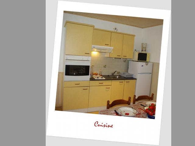 Location Appartement Vacances CAUTERETS (5)