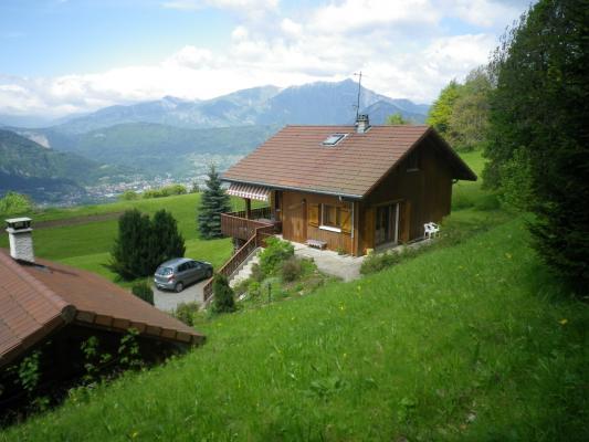 Location Chalet Vacances MONT SAXONNEX (2)
