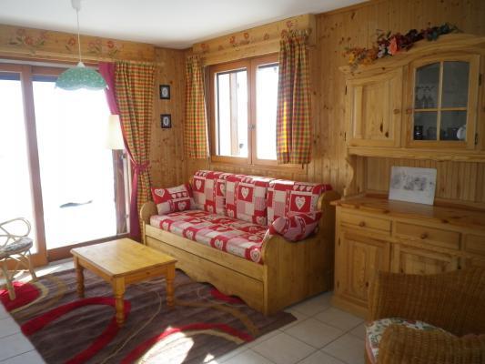 Location Chalet Vacances MONT SAXONNEX (5)