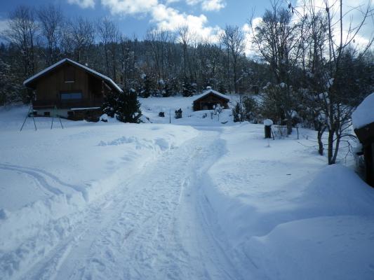 Location Chalet Vacances MONT SAXONNEX (8)