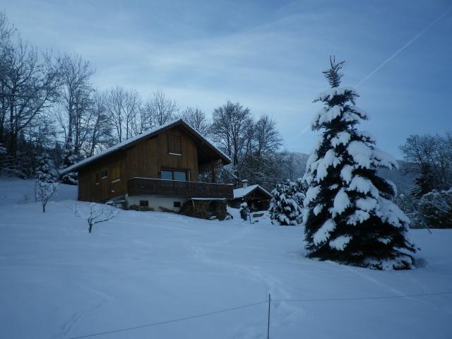 Location Chalet Vacances MONT SAXONNEX (9)