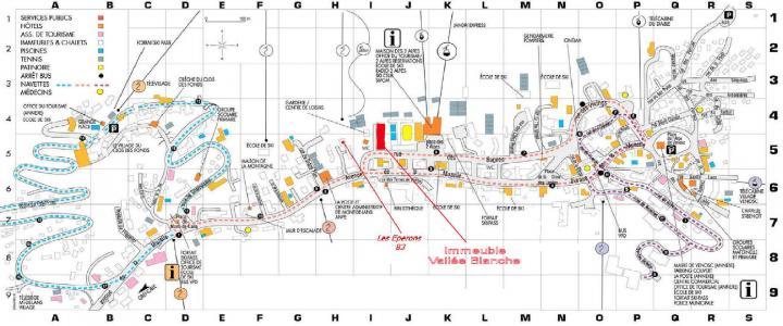 Location Appartement Vacances LES DEUX ALPES (12)