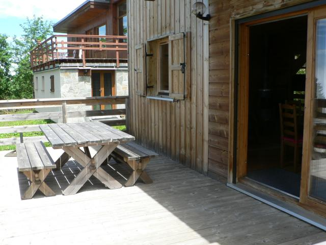 Location Chalet Vacances CHAMROUSSE (10)