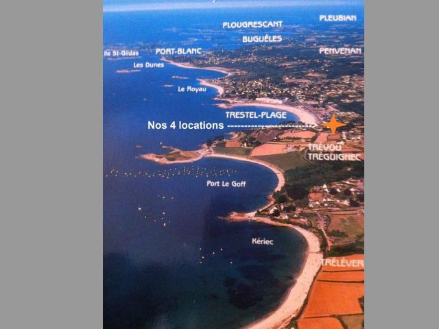 Location Appartement Vacances TRÉVOU TRÉGUIGNEC (5)