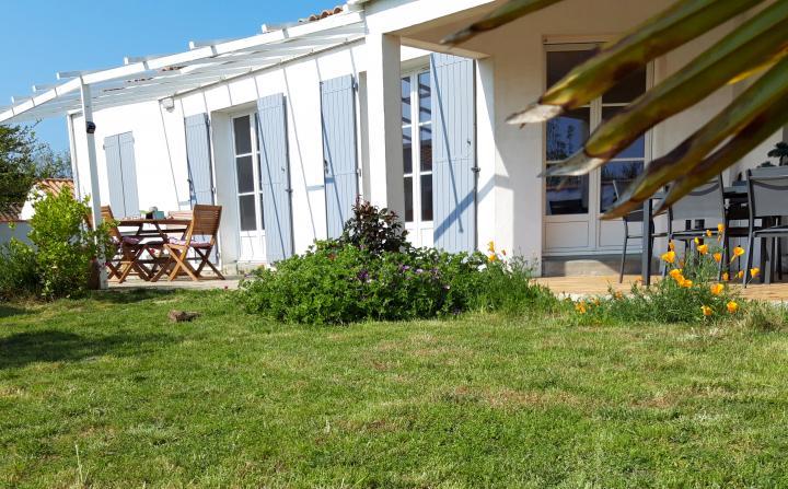 Location vacances SAINT DENIS D'OLÉRON maison 10 personnes