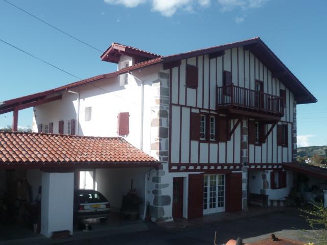 Location Appartement Vacances AINHOA (1)