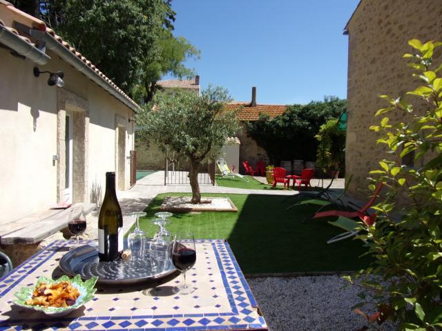 Location Maison Vacances CAUX (4)