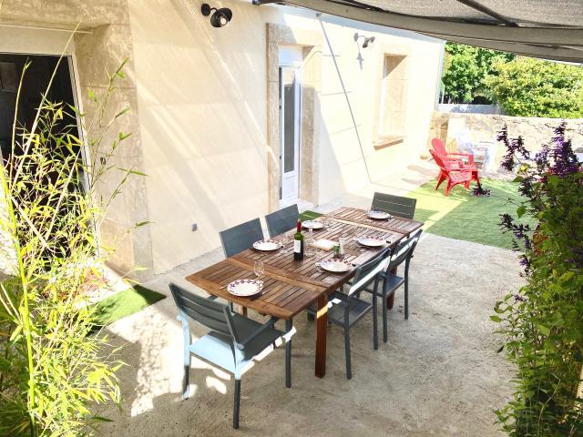 Location Maison Vacances CAUX (1)