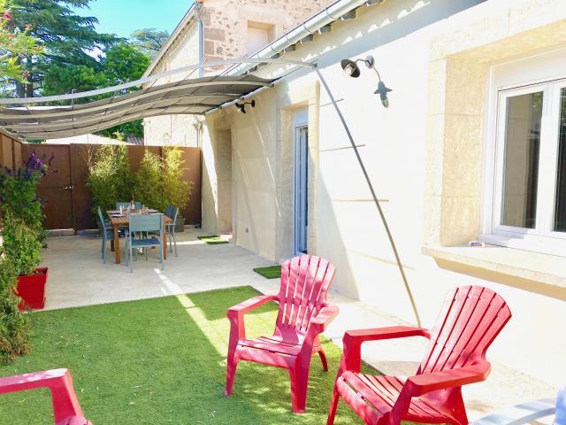 Location Maison Vacances CAUX (10)