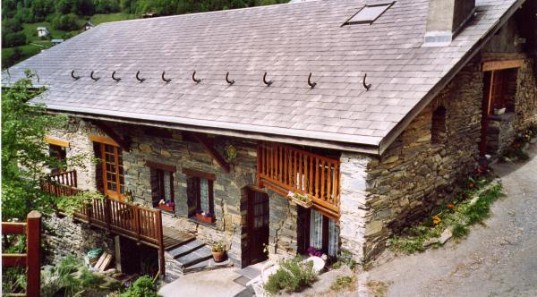 Location Gîte Vacances ORNON (2)