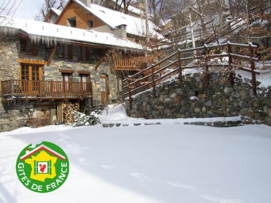 Location Gîte Vacances ORNON (3)