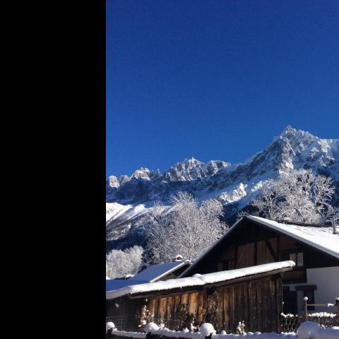 Location Chalet Vacances CHAMONIX MONT BLANC (9)