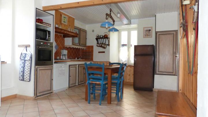 Location Maison Vacances SAINT AGNAN EN VERCORS (1)