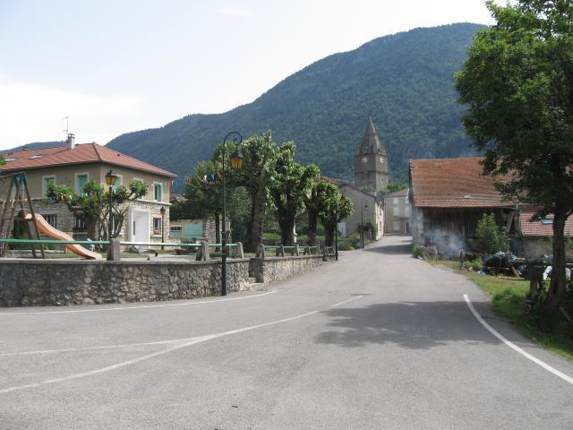 Location Maison Vacances SAINT AGNAN EN VERCORS (10)